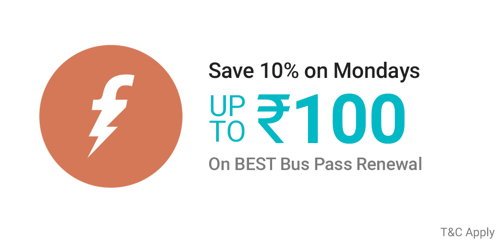 Free Charge Offer on BEST Pass