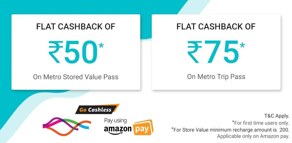Metro: Save on Store Value & Trip Pass Recharges
