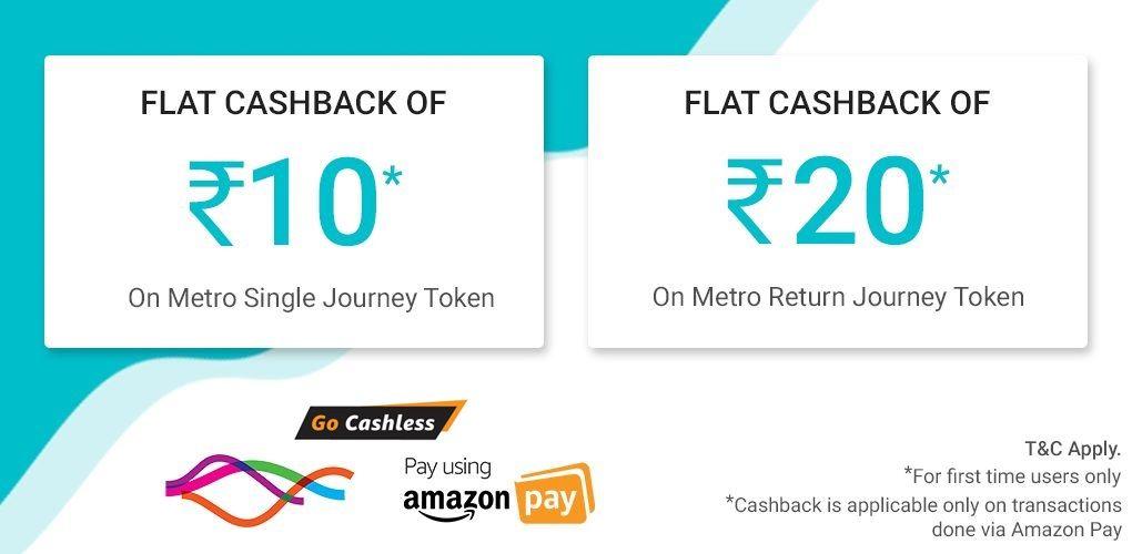 Metro: Single & Return Journey Offer